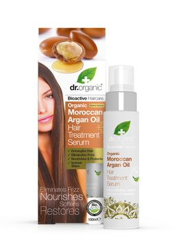 Dr Organic Hårserum Arganolja Hårolja , 100 ml