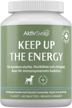 AktivSvea Keep Up The Energy Tabletter, 100 st