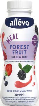Allévo One Meal Drink Forest Fruit Måltidsersättning, 330 ml