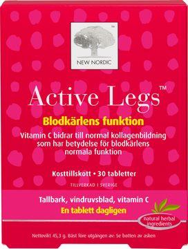 New Nordic Kosttillskott Active Legs 30 st