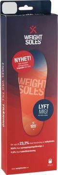 WeightSoles Viktsula storlek 38 1 par