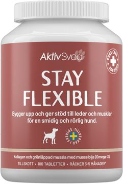 AktivSvea Stay Flexible Tabletter, 100 st