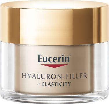 Eucerin Hyaluron Filler + Elasticity Night Cream Nattkräm, 50 ml