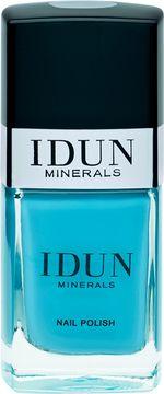 IDUN Minerals Nail polish Azurit Nagellack, 11 ml