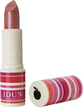 IDUN Minerals Creme Lipstick Stina Läppstift, 3,6 g