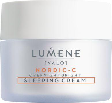 Lumene Valo Nordic-C Sleeping Cream 50 ml