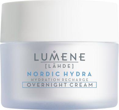 Lumene Lähde Nordic Hydra Overnight Cream 50 ml