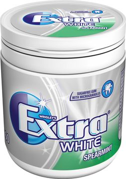 Extra white White 84g