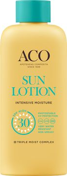 ACO Sun Lotion SPF 30 Solskydd. 300 ml