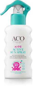ACO Kids Pump Spray Spf 50+ Solskydd för barn, 175 ml