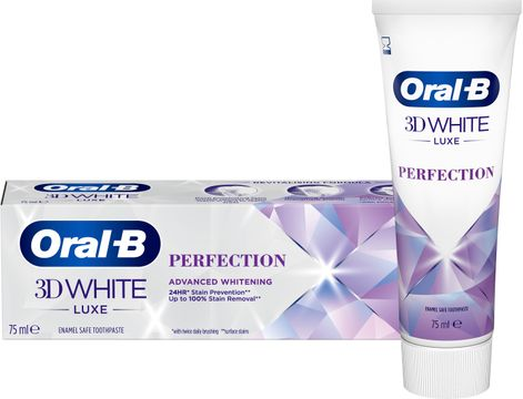 Oral-B 3DW Luxe Perfect 75ML