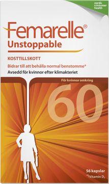 Femarelle Unstoppable Kosttillskott 56K