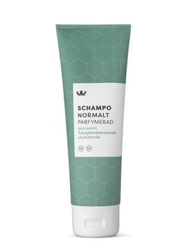 Kronans Apotek Schampo Normalt Schampo Parfymerad, 250 ml