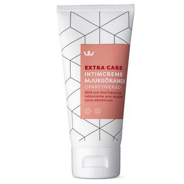 Kronans Apotek Extra Care Intimcreme Mjukgörande Intimkräm Oparfymerad, 50 ml