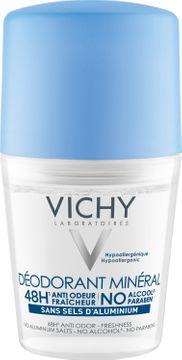 Vichy Mineral deo 48h utan aluminiumsalt 50ml