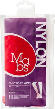 Mabs Kompressionsstrumpa Nylon Bred Svart XL Kompressionsstrumpa, 1 Par
