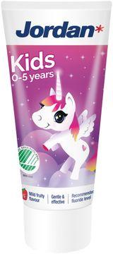 Jordan Kids Tandkräm för barn 0-5 år. 50 ml