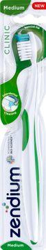 Zendium Tandborste Clinic Medium 1-pack