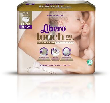LIBERO Premature 24 st