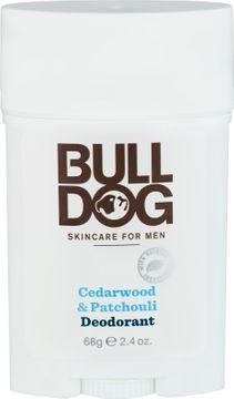 Bulldog Cedarwood&Patchouli Deodrant Stick 68g