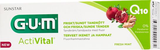 GUM ActiVital Tandkräm 75 ml