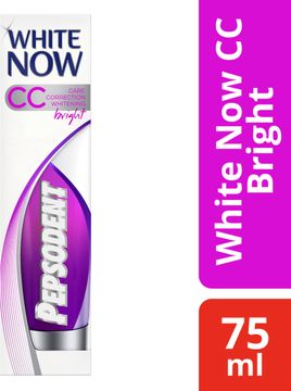 Pepsodent White Now CC Bright 75ml