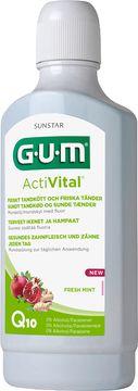GUM Activital Munskölj Munskölj, 500 ml