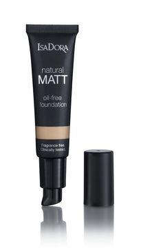 Isadora Natural Matt Oil-Free Foundation 14 Matt Beige