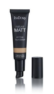Isadora Natural Matt Oil-Free Foundation 18 Almond