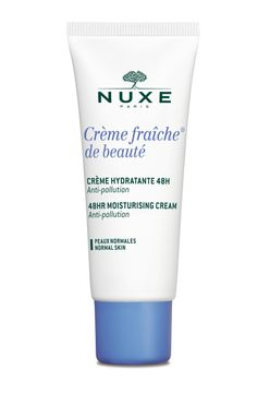 Nuxe 48HR Moisturising Cream Crème Fraîche de Beauté. Ansiktskräm. 30 ml