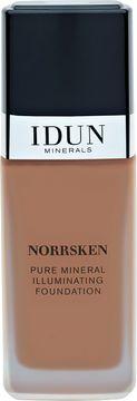 IDUN MINERALS Liquid Foundation Norrsken Daga 30 ml