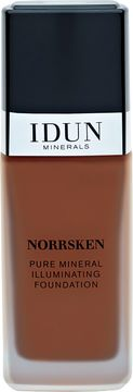 IDUN MINERALS Liquid Foundation Norrsken Siv 30 ml