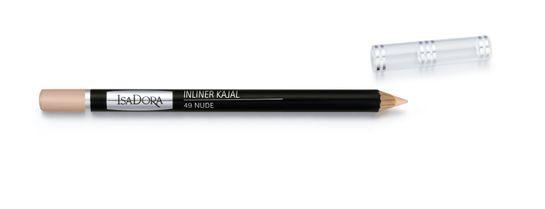 Isadora Inliner Eye Pencil 49 Nude, Läppenna