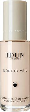 IDUN Minerals Nordic Veil Foundation Jorunn Foundation, 26 ml