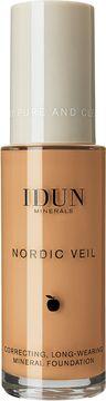 IDUN Minerals Nordic Veil Foundation Embla Foundation, 26 ml