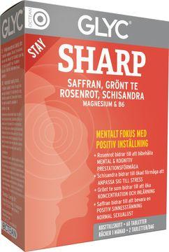 GLYC Sharp För ökad koncentration. 60 st