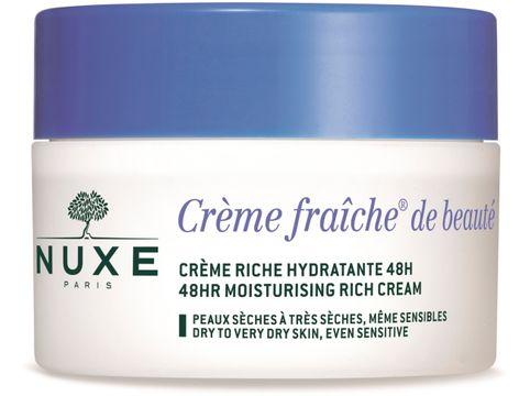 Nuxe Moisturising Rich Cream Crème Fraîche de beauté. Ansiktskräm. 50 ml
