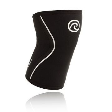 Rehband Knee Support Svart Small 3 mm