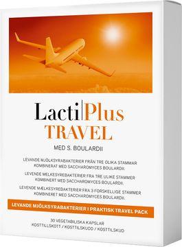 LactiPlusTravel Mjölksyrabakterier travelpack 30 st