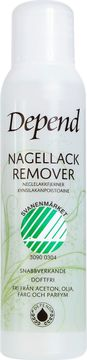 Depend Remover Svanen Nagellacksborttagning, 100 ml