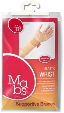 Mabs Elastiskt handledsstöd universal 1 st