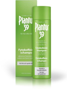 Plantur 39 Fytokoffein schampo fint/sprött 250 ml