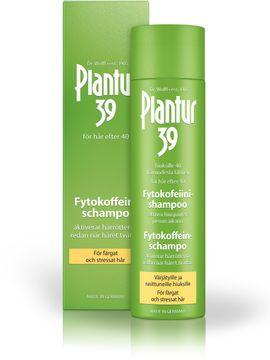 Plantur 39 Fytokoffein schampo färgat/slitet 250 ml