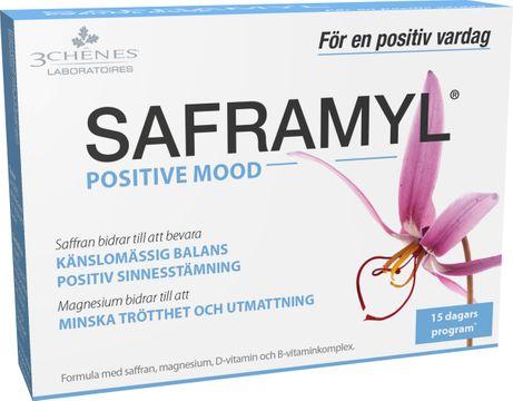 Saframyl Mood Kapsel, 15 st