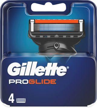 Gillette ProGlide Rakblad, 4 st
