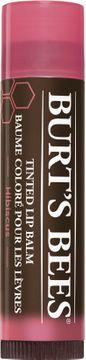 Burt's Bees Tinted Lip Balm, Hibiscus 4,25g
