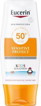 Eucerin Sun Kids Lotion SPF 50+ Solskydd för barn, 150 ml