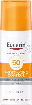 Eucerin Anti-Age Sun Fluid SPF 50 Solskydd, 50 ml