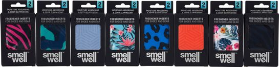 SmellWell Assorted Effektiv luktborttagare. 2 st
