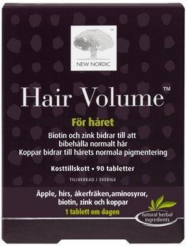 Hair Volume Kosttillskott 90 st